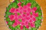 """Салат """"Розы для любимой"""""""