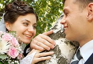 Множество свадебных примет дошло до нас из глубины веков, не утратив своего значения