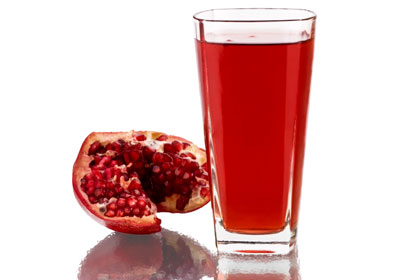 Гранатовый сок - залог молодости