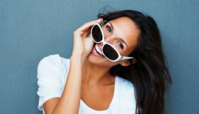Модные очки: тенденции весна-лето