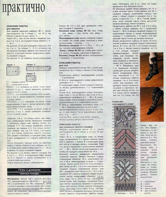 Все о вязании спицами журналы сандра 282