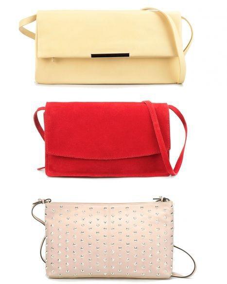 Лукбук сумок Zara весна-лето 2012