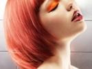 Яркие идеи в окрашивании волос