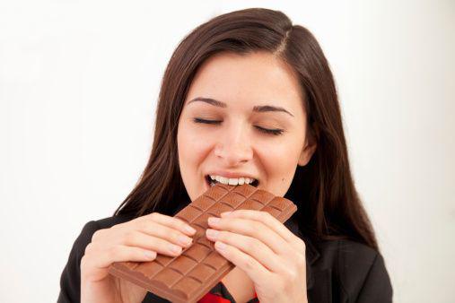 Едим шоколад и худеем