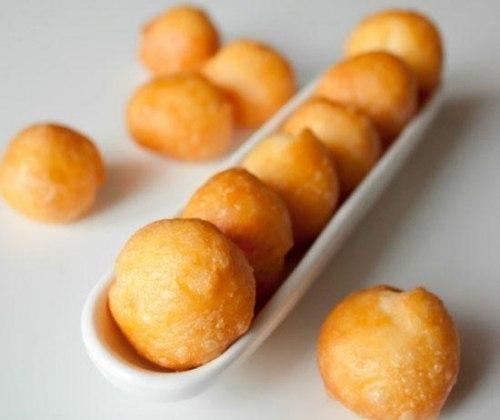 Сырные шарики