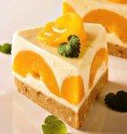 Торт йогуртовый без выпечки