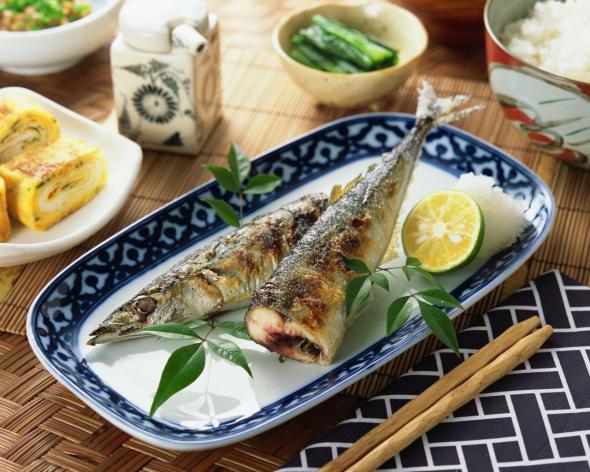 Рыбные блюда для кормящей мамы