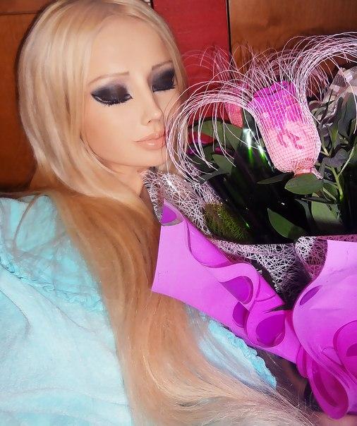 Новые снимки «Украинской Барби»