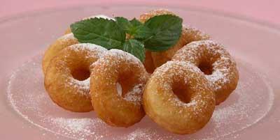 Пончики ( рецепт «Dunkin Donuts»)