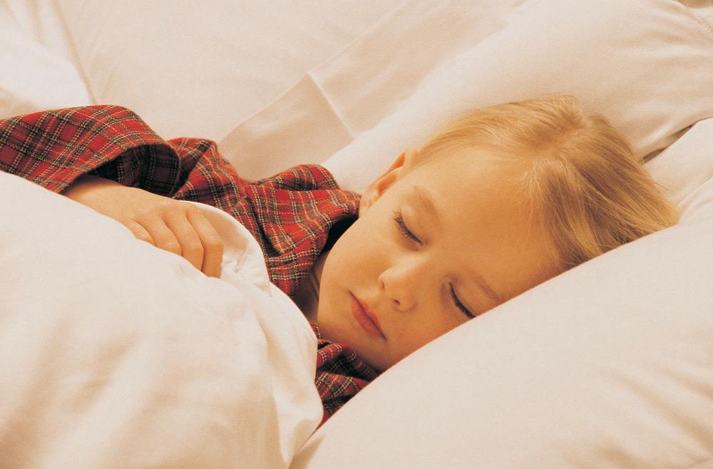 Как правильно организовать здоровый детский сон?