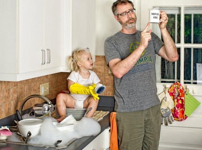 Взаимоотношения отцов и дочек
