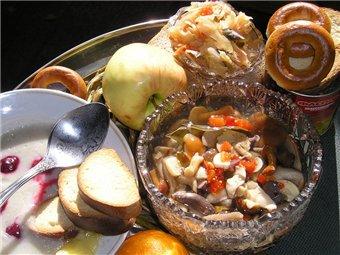 Кулинарные рецепты на время Великого поста