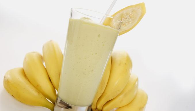 Плюсы банановых диет