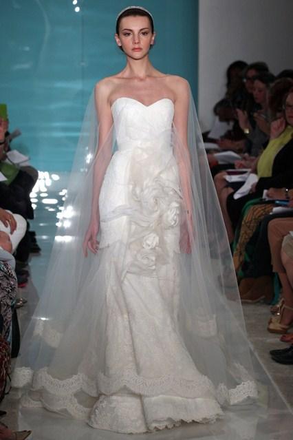 ТОП свадебных платьев 2013