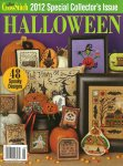 Cross Stitch Спецвыпуск Halloween 2012