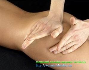 Лимфодренажный массаж у себя дома
