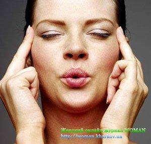 Как держать лицо в хорошей физической форме