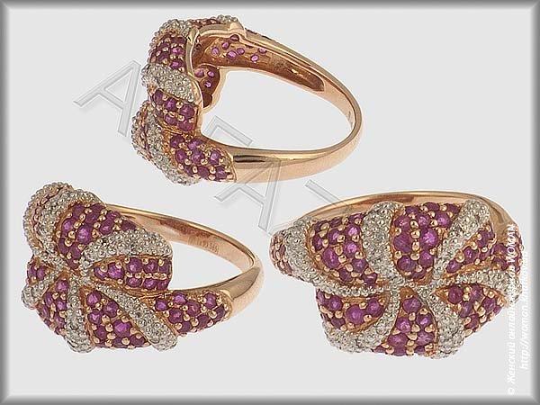 Дизайн золотых украшений