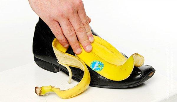 А Вы знаете как использовать банановую кожуру?