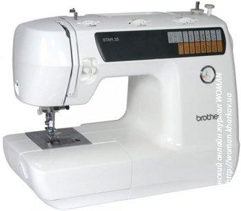 Швейная машинка - помощница в домашних делах