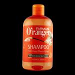 Шампунь с экстрактами имбиря и цветов апельсина
