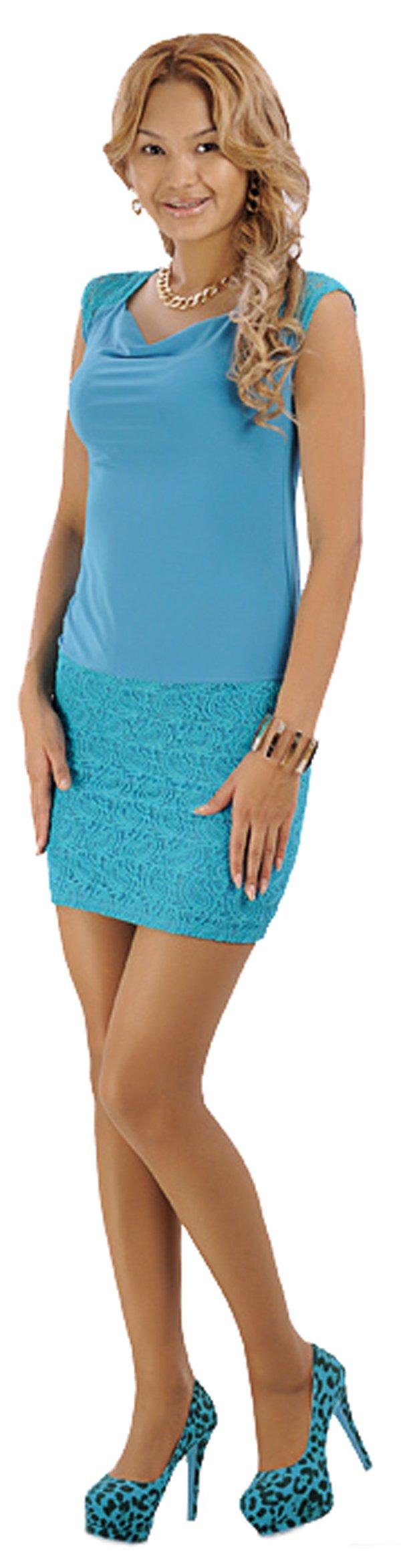 Ваша фигура определит выбор вечернего платья