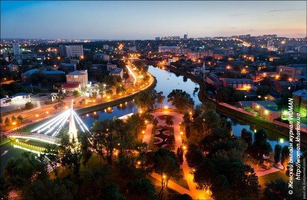 Харьков и женщины