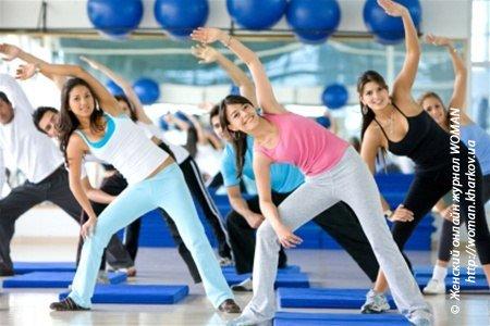 Виды фитнеса - что Вам больше по душе?