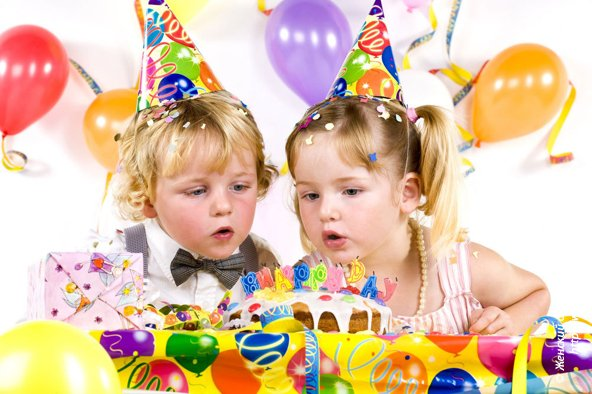 Как отметить детский день рождения