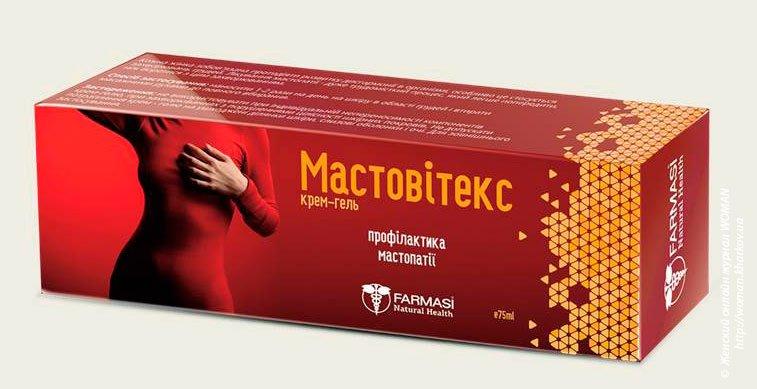 Мастовитекс от Farmasi -профилактика мастопатии