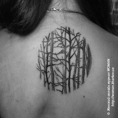 Происхождение татуировок