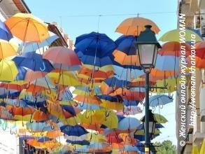 Основные характеристики современных зонтов