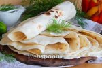 Армянский лаваш на сковороде, два вкусных рецепта