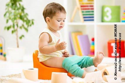 Как приучить ребенка к горшку и каким образом лучше начать ознакомление.