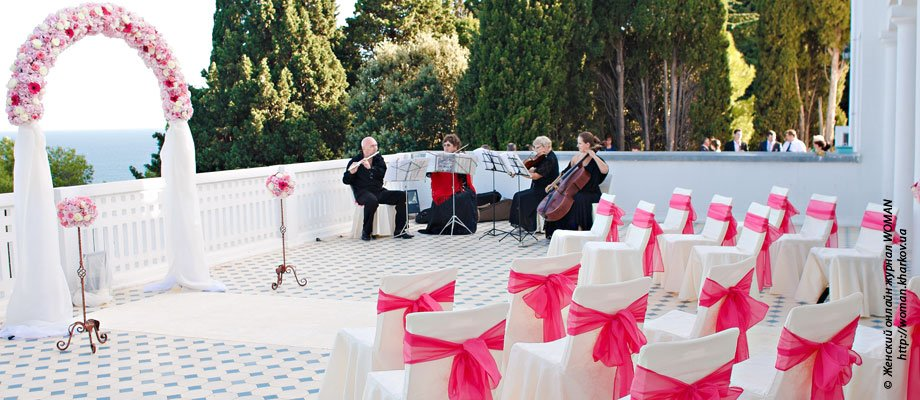 Помощь в организации свадеб в Одессе