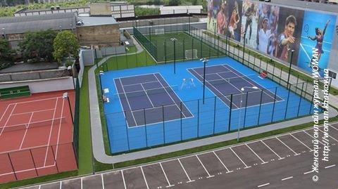 Совершенствуем навыки игры в теннис