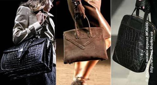 Что мы знаем о женской сумочке?