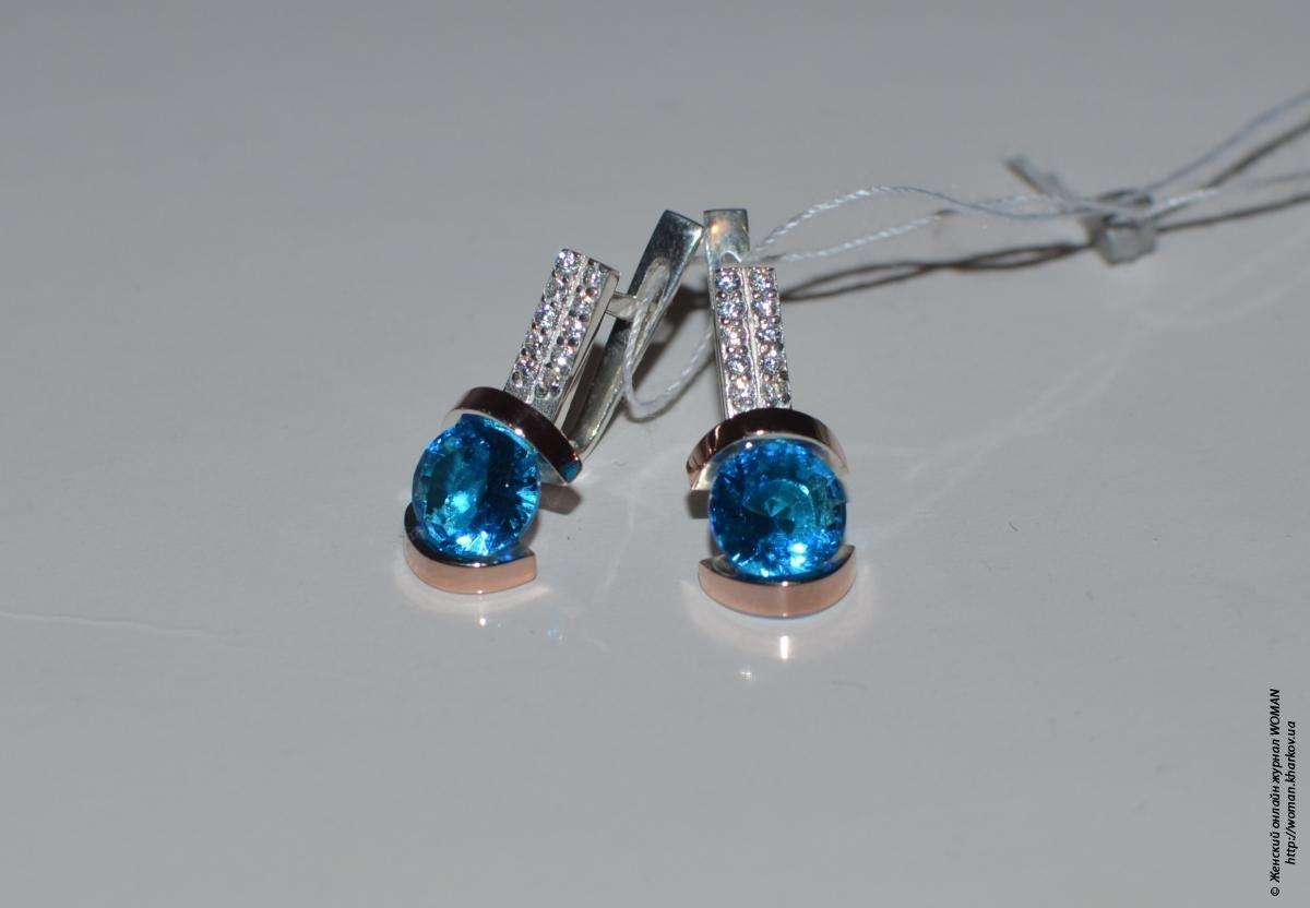 Серебряные украшения – стильно и изысканно