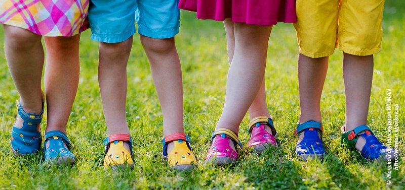 Какую обувь купить для детского сада