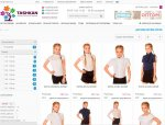 Школьная блузка как элемент школьной формы