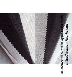 Придаем одежде форму и прочность: использование дублерина