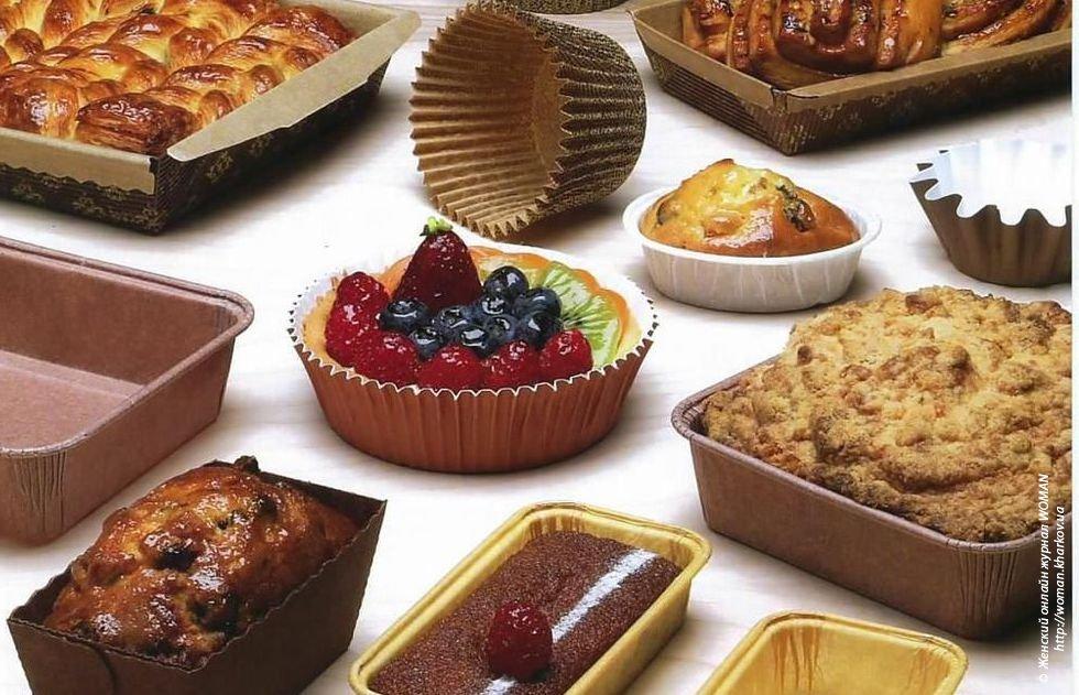 Современные формы для выпечки: распространенные виды и выбор