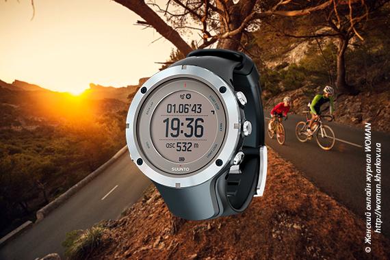Часы с GPS – технологическое чудо для любителей активной жизни